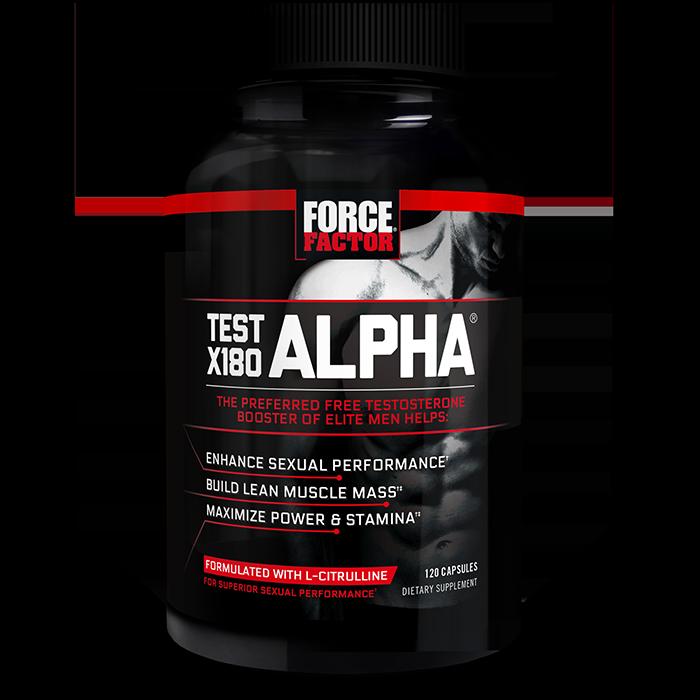 Testosterone supplement for men.