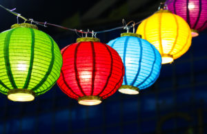 How Chinese Lanterns can Enhance your Graduation Party