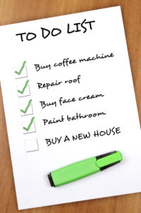 A Buyer's Checklist of What to Look for in a New House